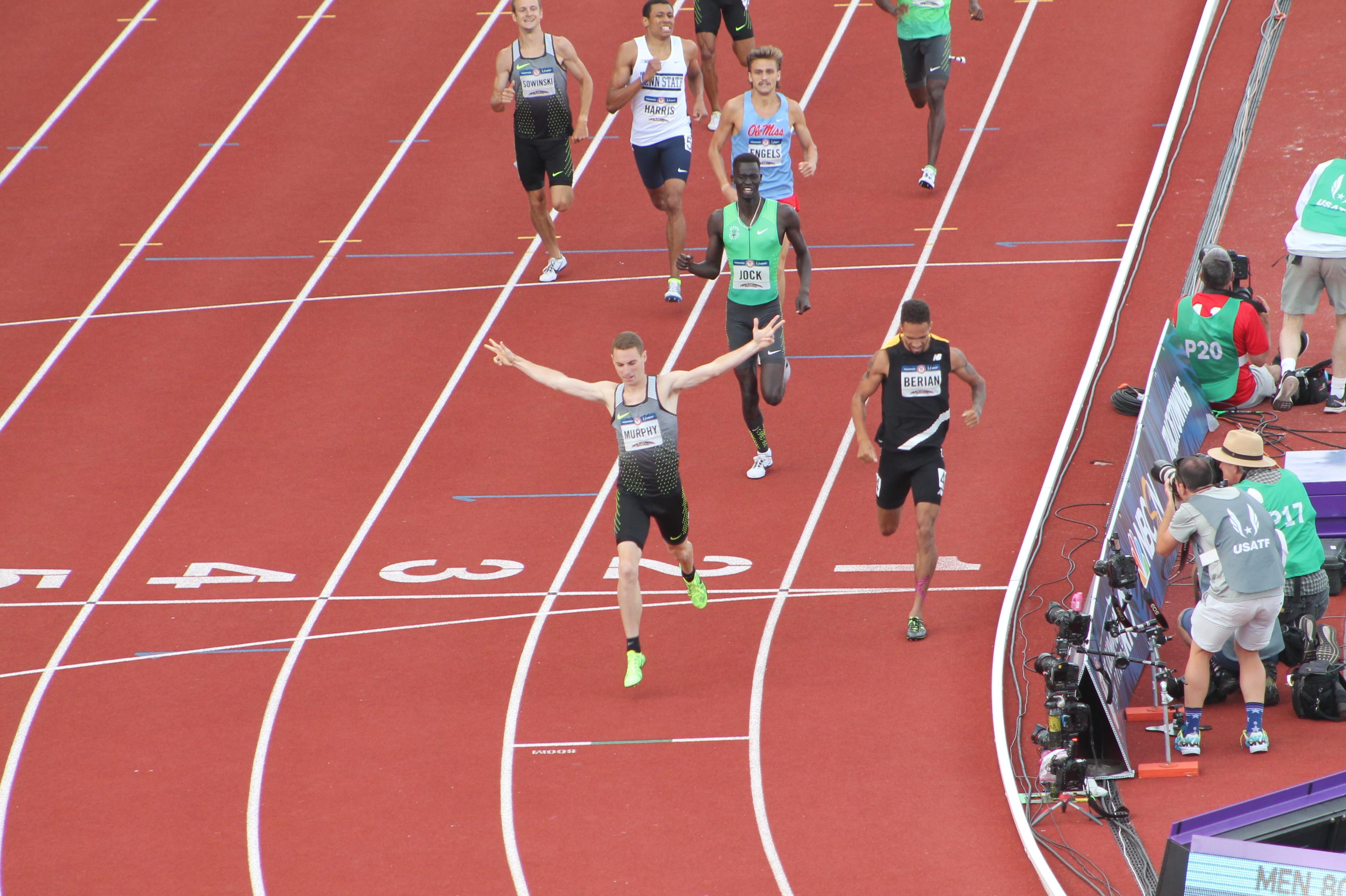 Recap of USATF Olympic Trials