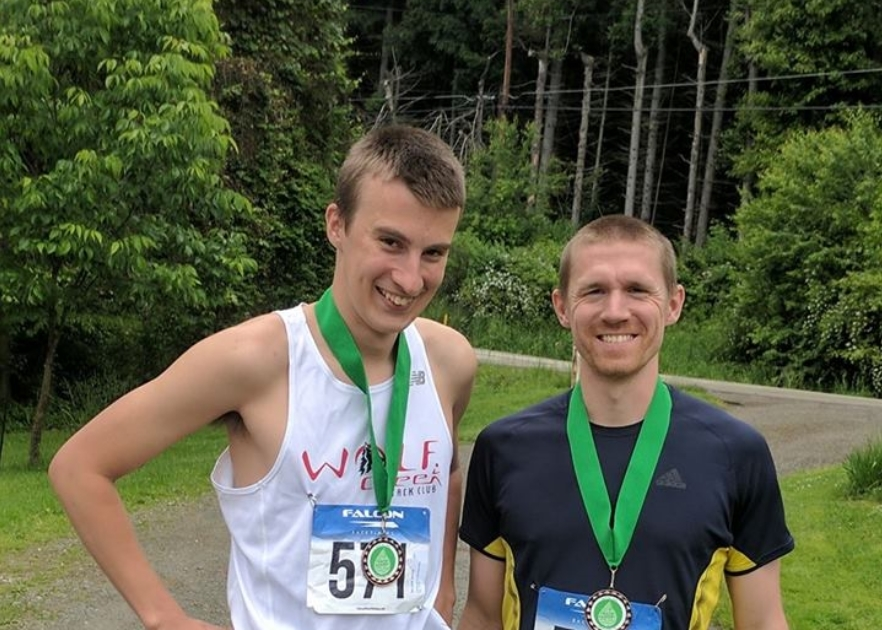 Nelson 26th at Johnstown Half