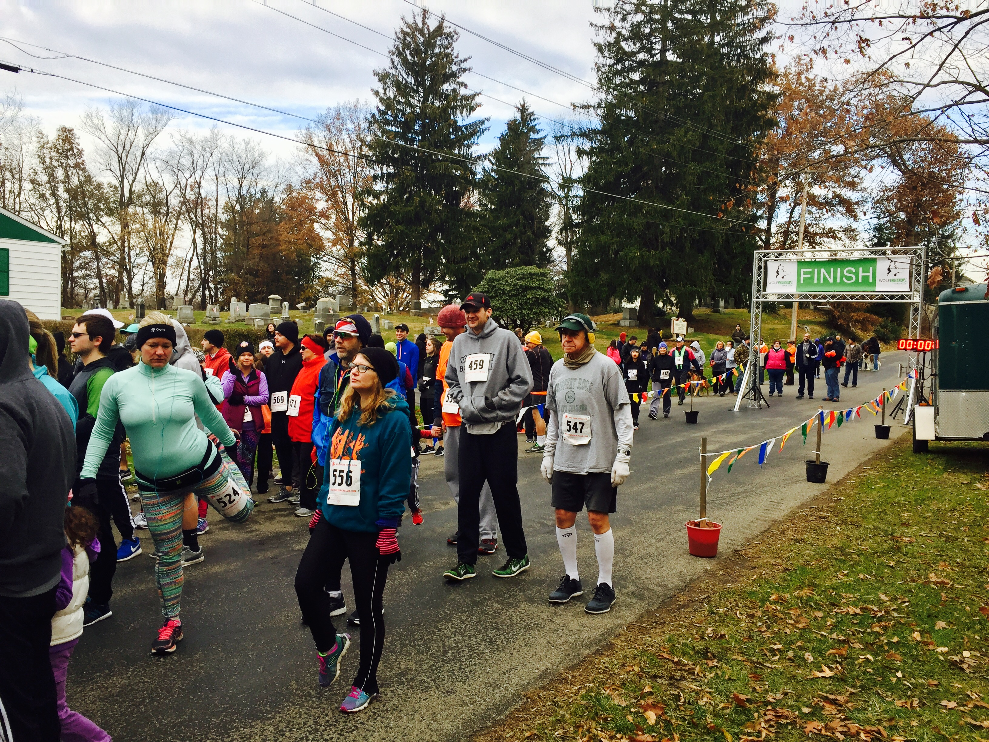 Grateful Gallop 5k Recap