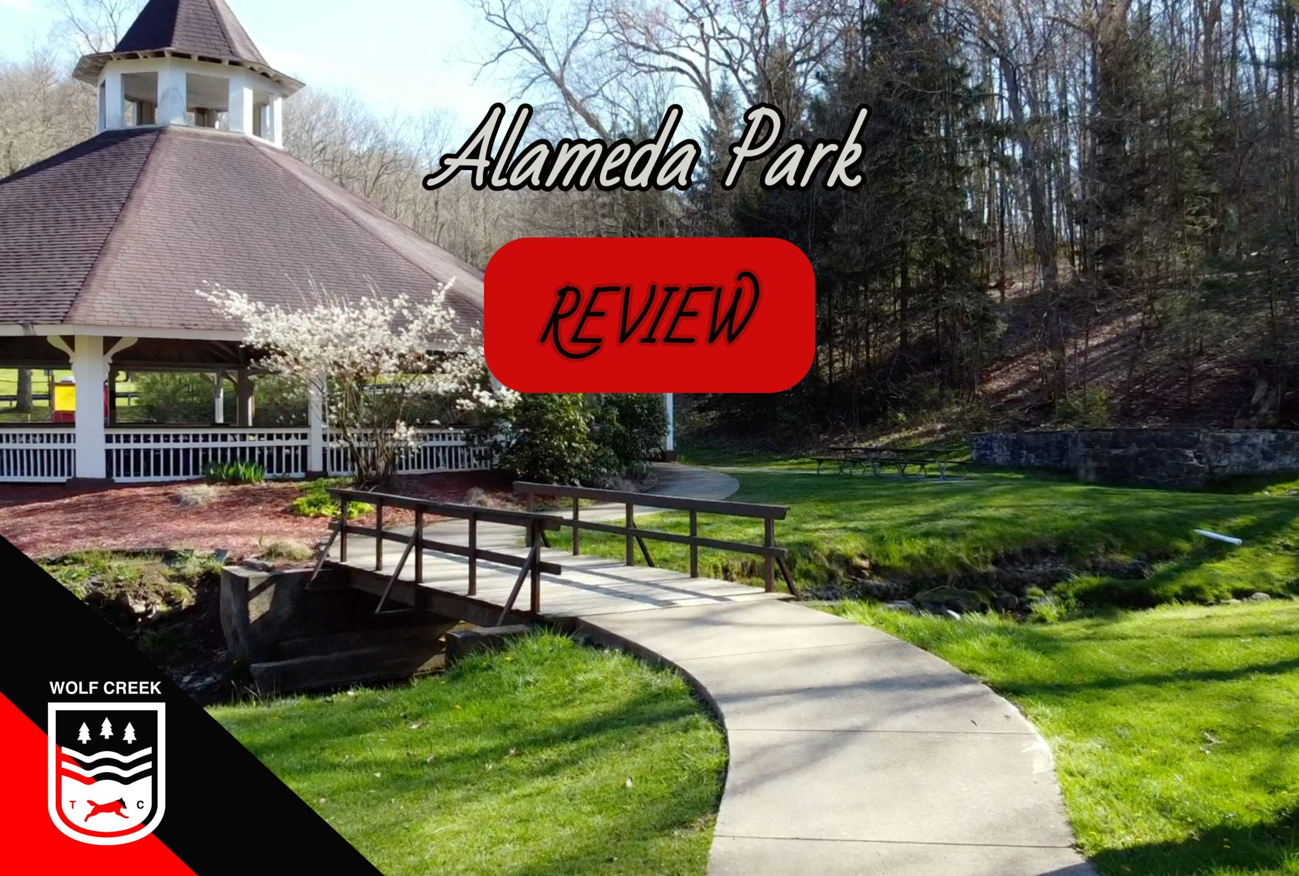 Best Places to Run in Western PA: Alameda Park