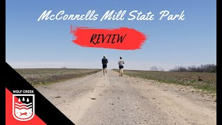 Best Places to Run in Western PA: McConnells Mill