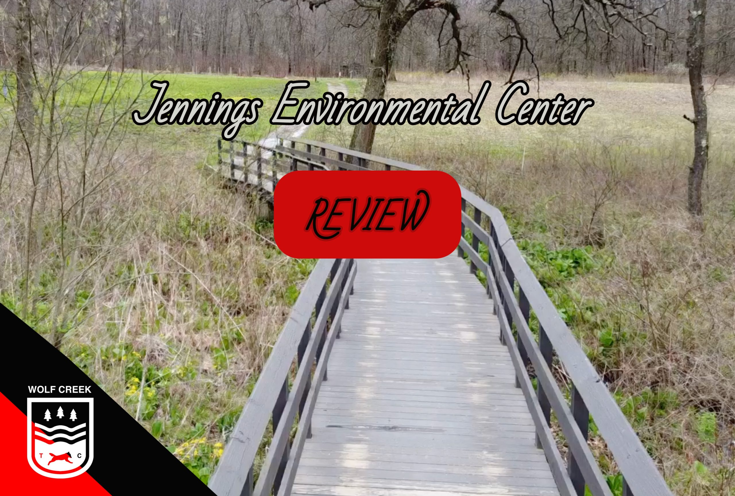 Best Places to Run in Western PA: Jennings Environmental Center