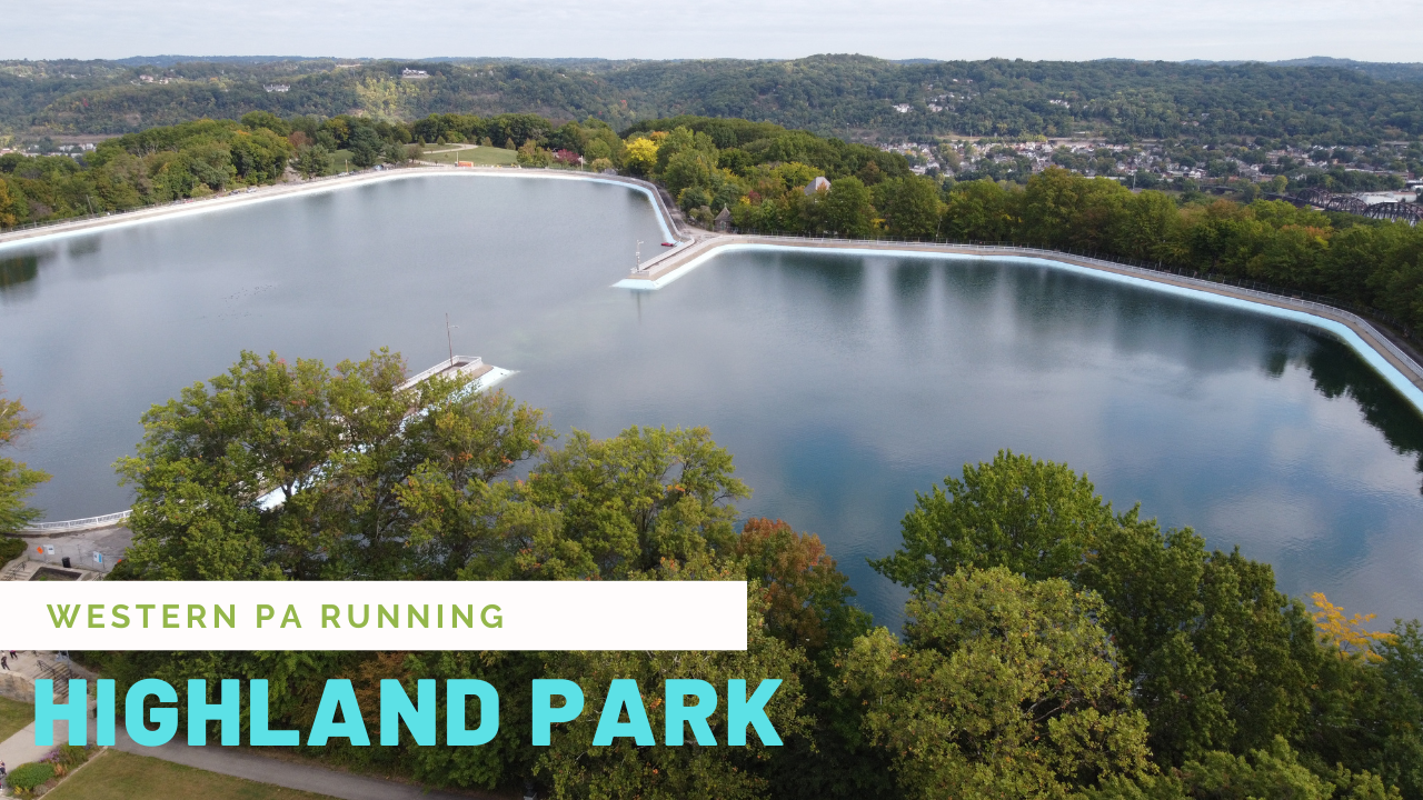 Best Places to Run in Western PA: Highland Park